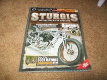 Sturgis 67th anniversary motorcycle rally magazine in Morris, Illinois
