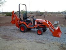 TRACTOR WORK/LANDSCAPING in Alamogordo, New Mexico