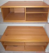 """Solid TV Stand 42"""" in Shorewood, Illinois"""