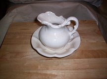 1970's SMALL McCOY PITCHER & BOWL SET in Camp Lejeune, North Carolina