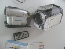 japanese sony dig video cameras & underwater casing in Okinawa, Japan