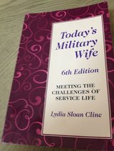 Today's Military Wife, reduced in Fort Bliss, Texas