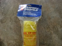 New Campbell Hausfeld Recoil Air Hose, 50' in Spring, Texas