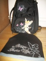 # 6443 TINKERBELL PURSE/BACKPACK AND HAT in Fort Hood, Texas