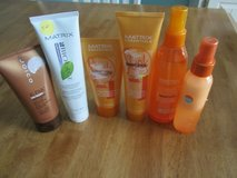 lot of matrix  hair product for sun-new in Wilmington, North Carolina
